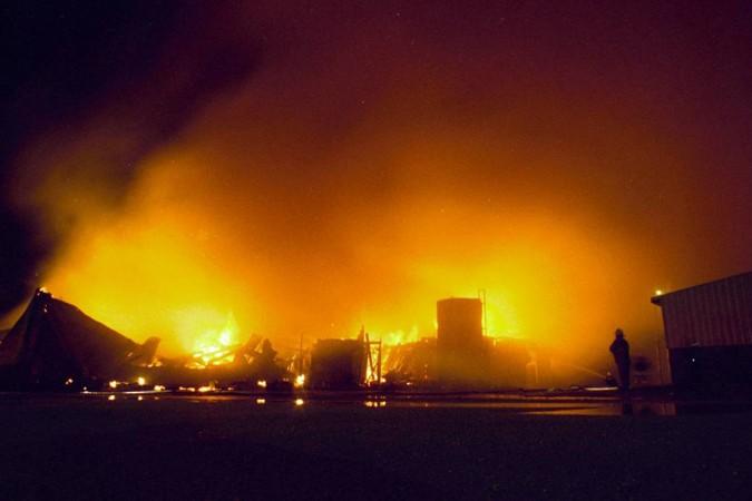 1992 TriOak Fire